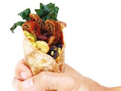 Better Breakfast Burrito